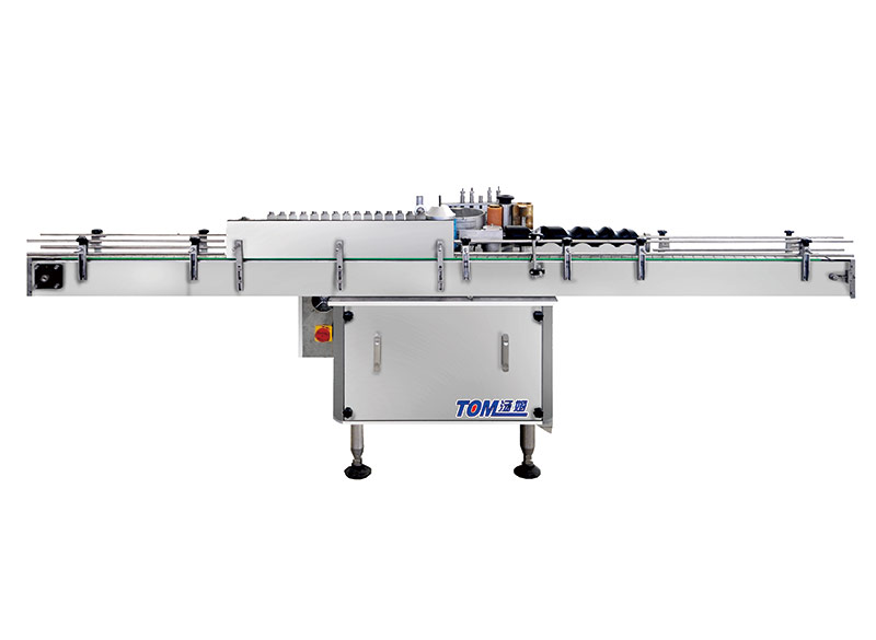TBJ-120B paper pasted labeling machine