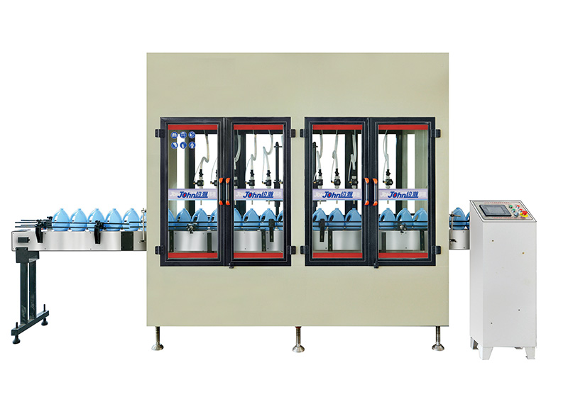 DGP-12S Non metal filling machine