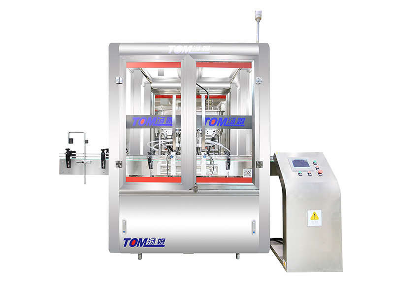 DGP-GS-6E Automatic filling machine for creams