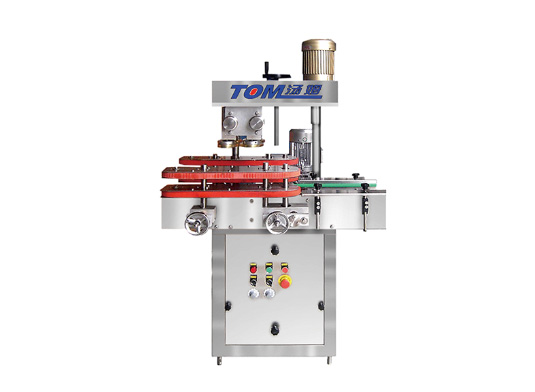 FXZ-B fully matic inline cap tightening machine