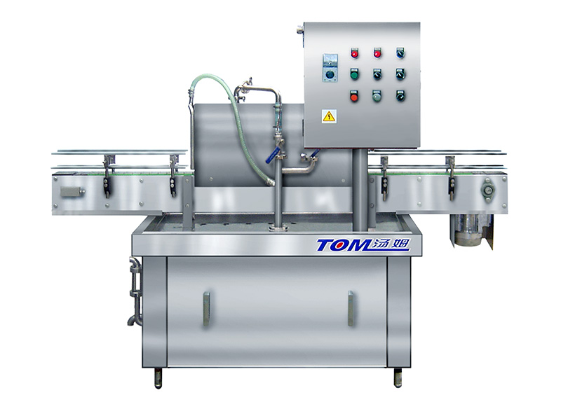 RS-1C hot water shrink machine