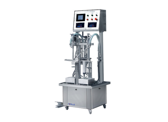 Mode DGP-CZ-2B weighing filling machine