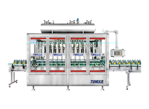 DGP-SCZ-12  automatic weighing type filling machine
