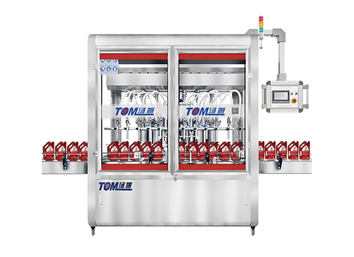 Mode DGP-Z-D Automatic linear piston filling machine(1-5L)