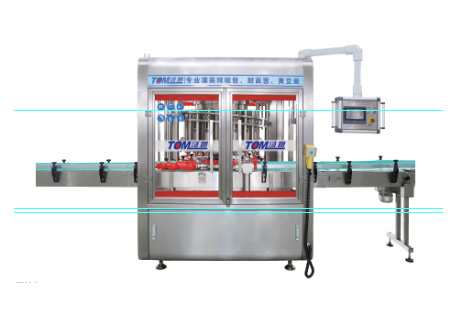 DGP-Z-18X automatic rotary filling machine