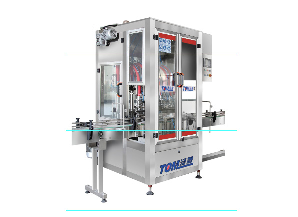 DGP-DL controlled piston filling machine(500ml-2000ml)