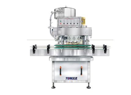 FXZ automatic inline cap tightening machine