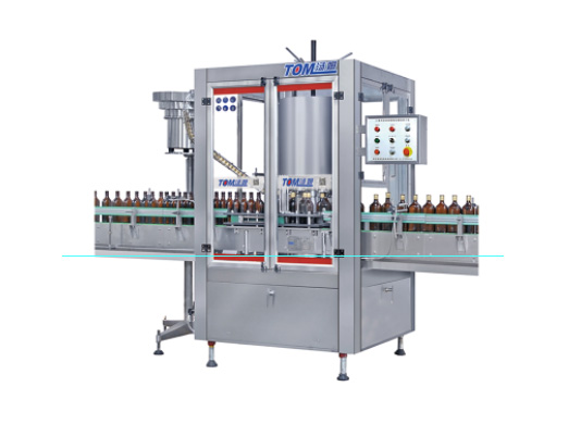 SG-6A/8A Fully Automatic Six Heads Screw thread cap Capping Machine