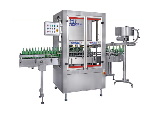 Model YG-8B fully automatic chuck capping machine