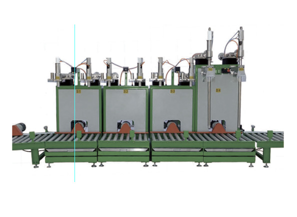 Technical Parameters of DGP-CZ Weight Filling Machine
